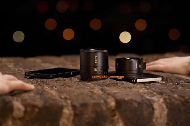 SONY レンズカメラ DSC-QX100 DSC-QX10