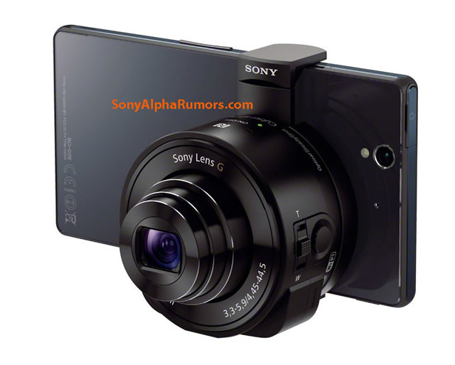 SONY レンズカメラ DSC-QX10