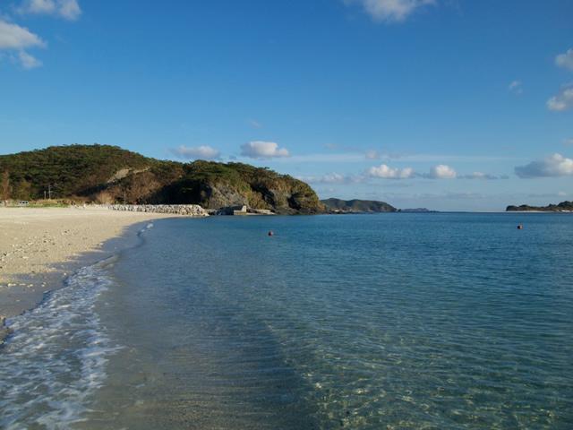 沖縄 座間味島の海  photo by GO TRAVELIFE