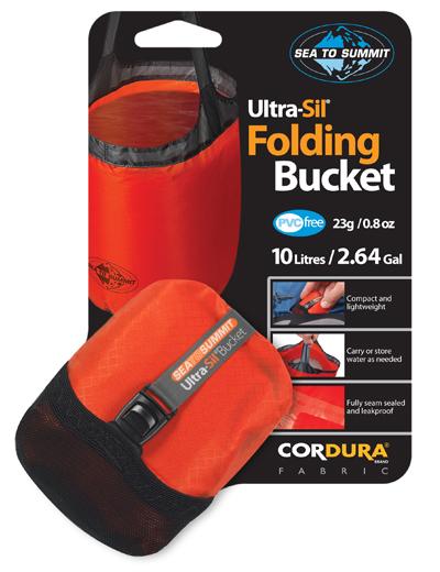 Ultra-Sil Folding Bucket