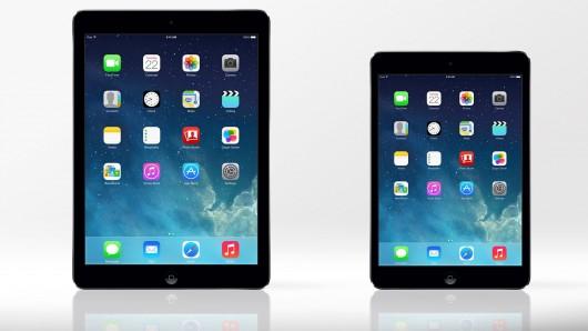 iPad Air & iPad mini Retina