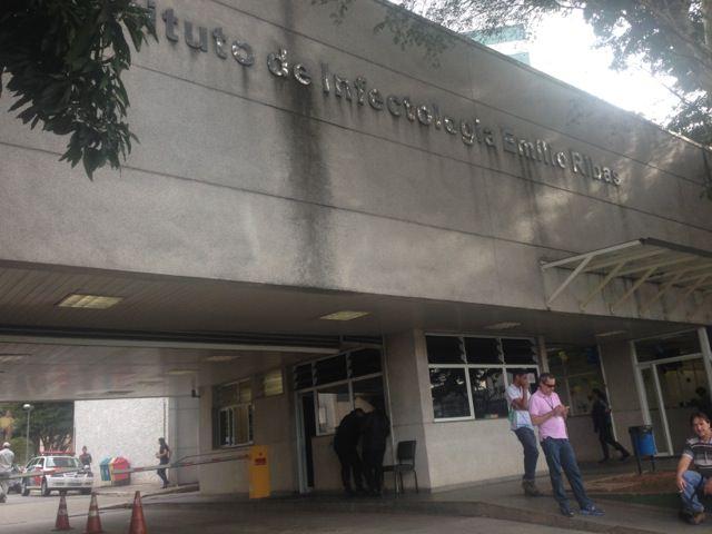 instituto de infectologia Emilio Ribas