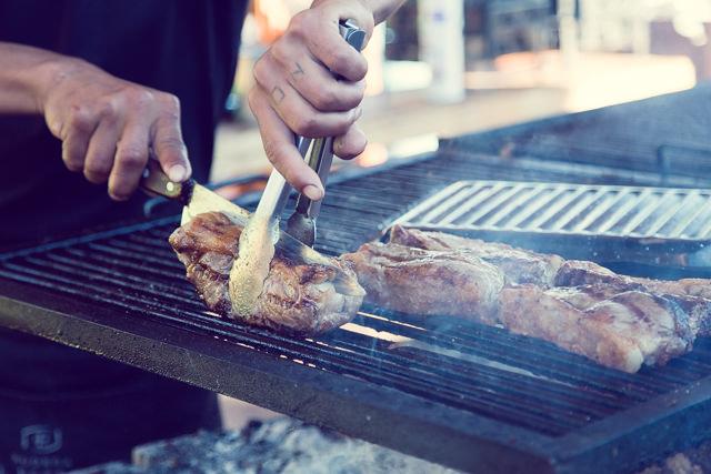 アルゼンチンで食べたステーキ