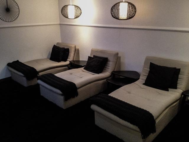 Smiles VIP Loungeの仮眠室