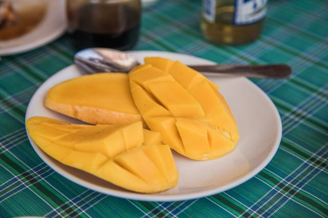 安くて美味しいマンゴー