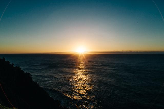 オーストラリア最東端、朝日が有名な街バイロンベイ