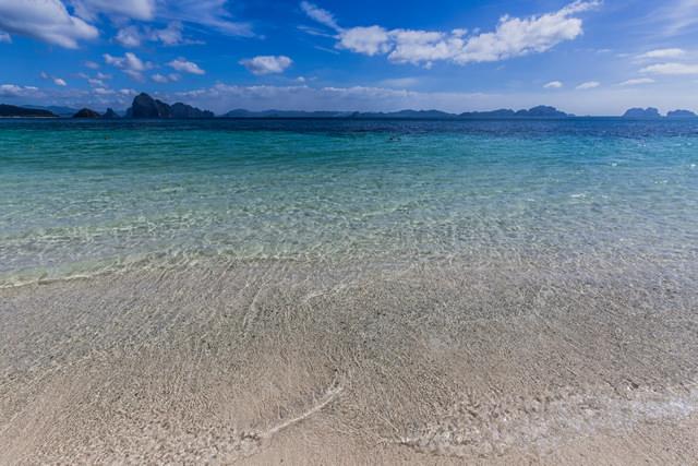 ツアーCはビーチが多いです。