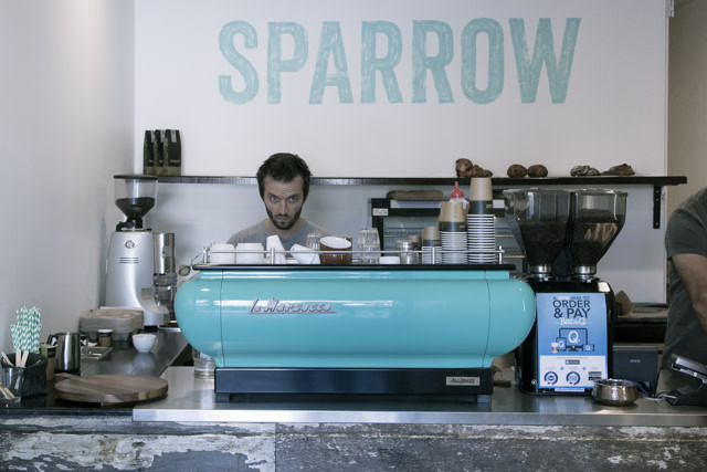 SPARROW COFFEE