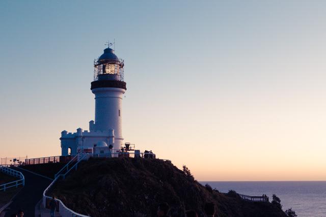 バイロンベイの灯台