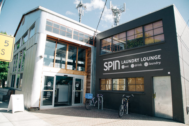SPIN LAUNDRY LOUNGE