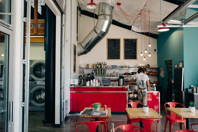 SPINのカフェ