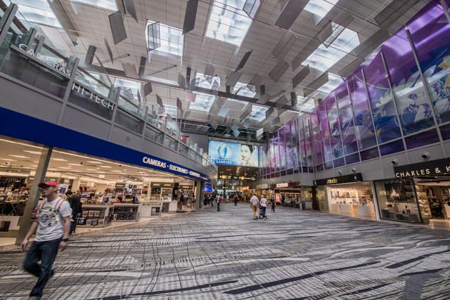 シンガポールチャンギ国際空港