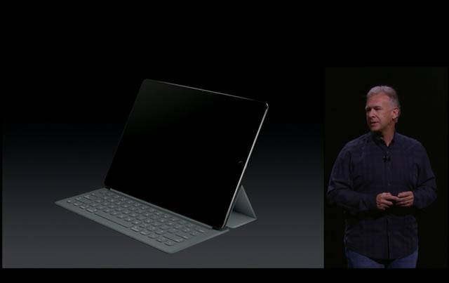 キーボードとiPad Pro