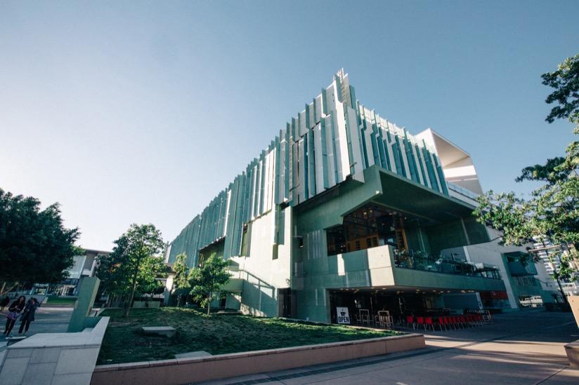 QLD州立図書館