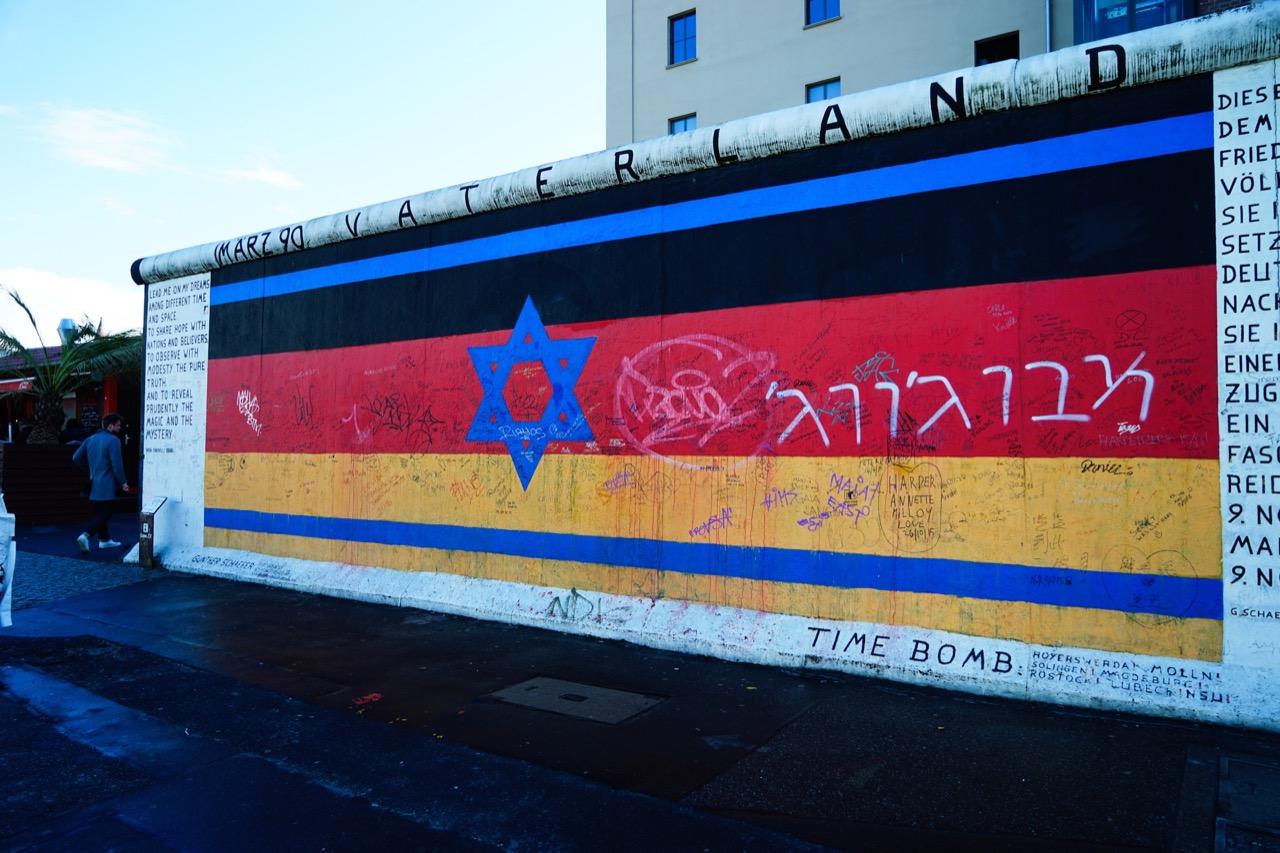 ベルリンの壁のアート
