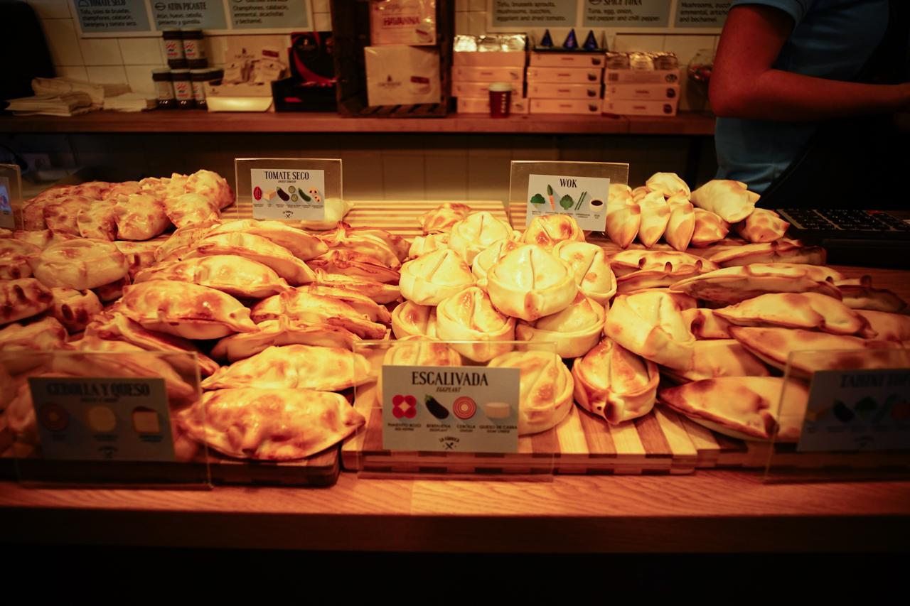 アルゼンチンスタイルのパイ
