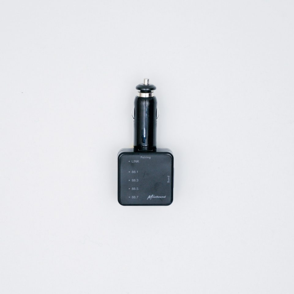 TAXAN MeoSound Bluetooth FMtransmitter