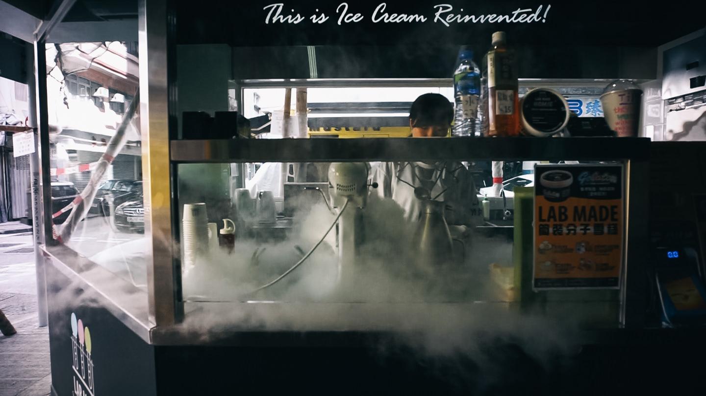 Lab Made Icecream