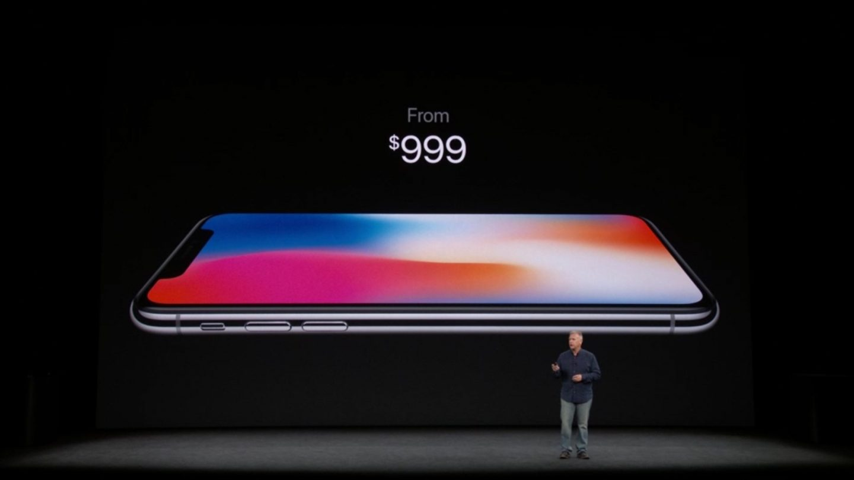 iPhoneX