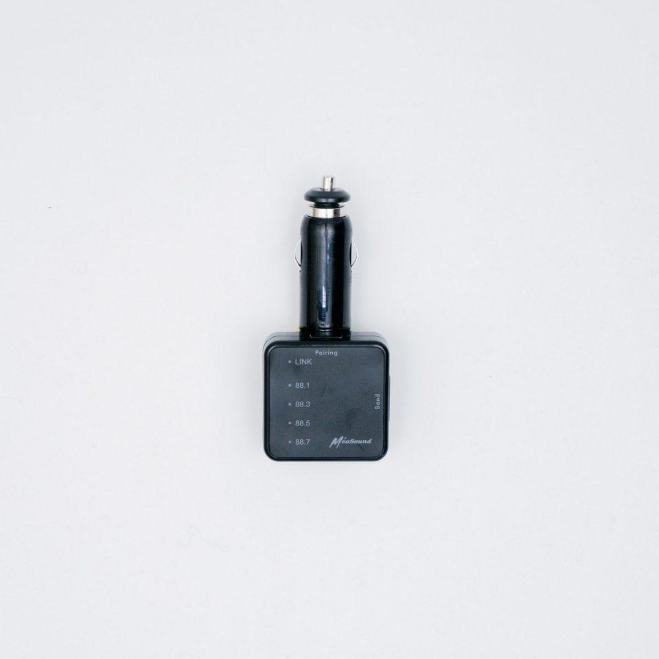 TAXAN MeoSound Bluetooth FMtransmitter