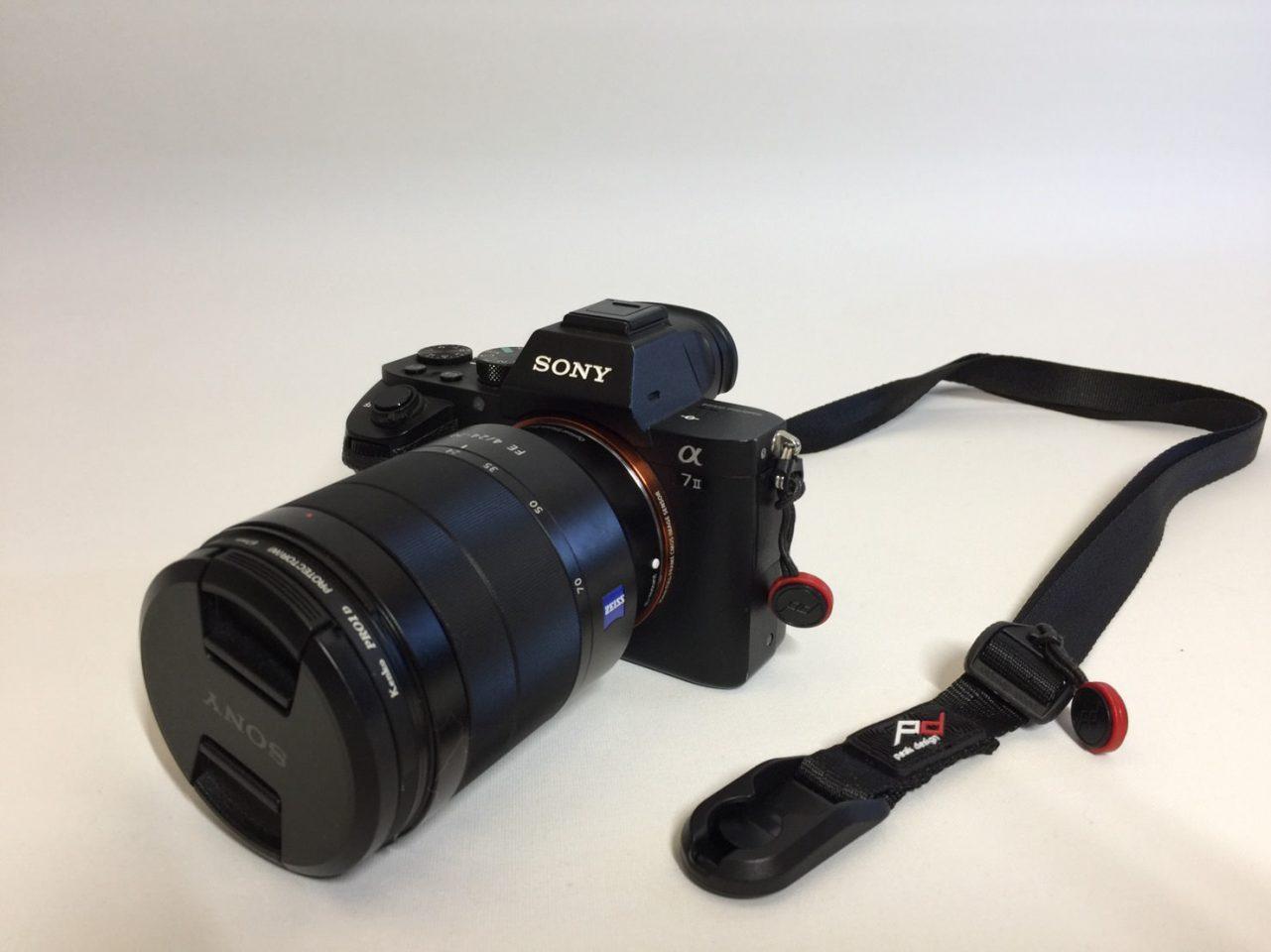 a7II + Vario-Tessar T* FE 24-70mm f/4 ZA OSS
