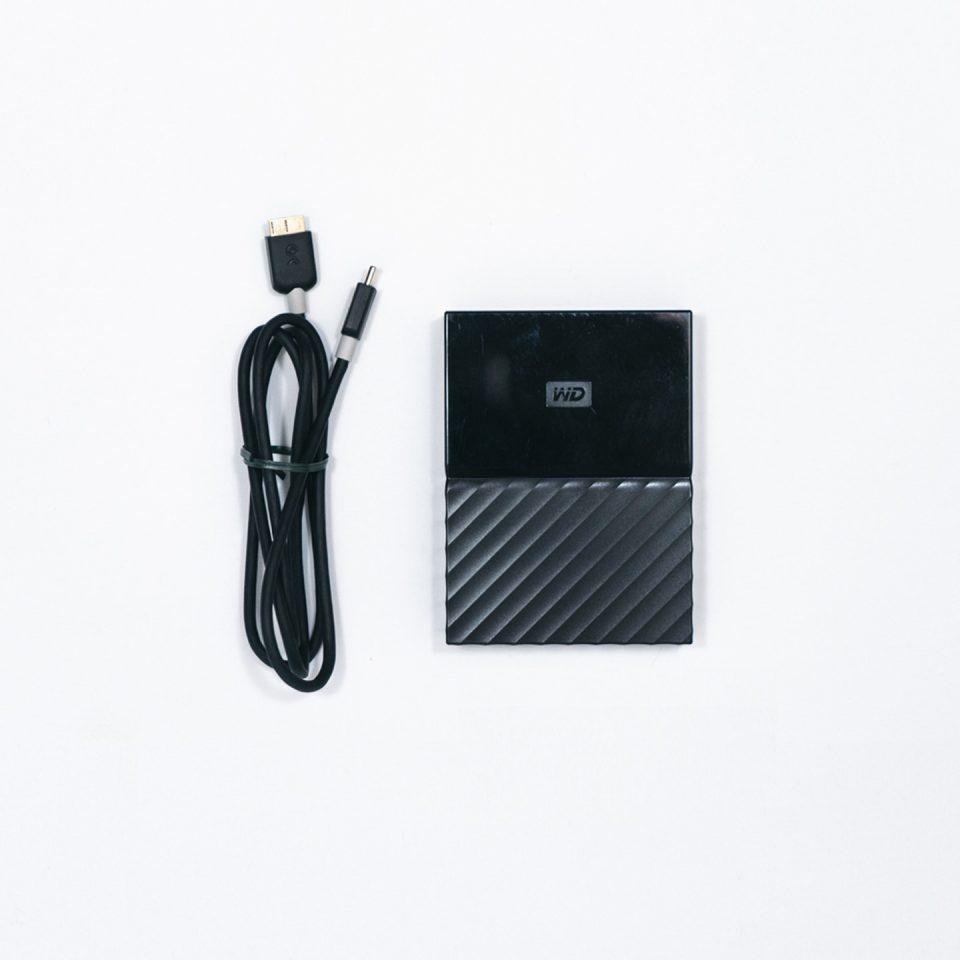 Westan Digital HDD ポータブル ハードディスク 4TB