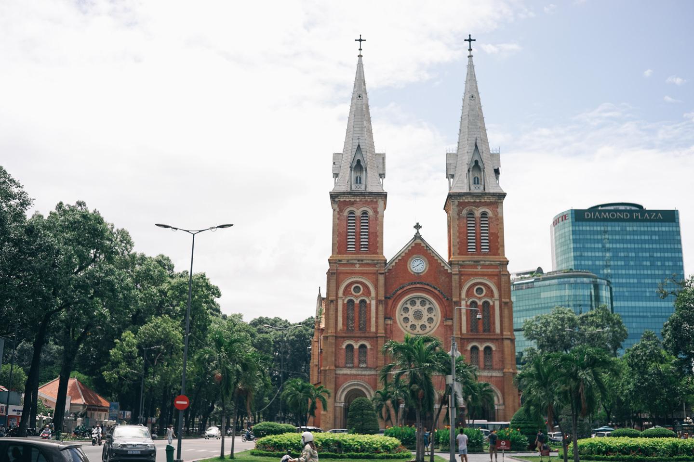 定番の教会